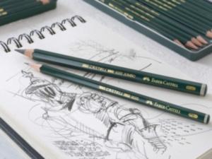 Основные техники рисования карандашом