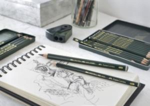 Все, что нужно знать про чернографитные карандаши и грифели