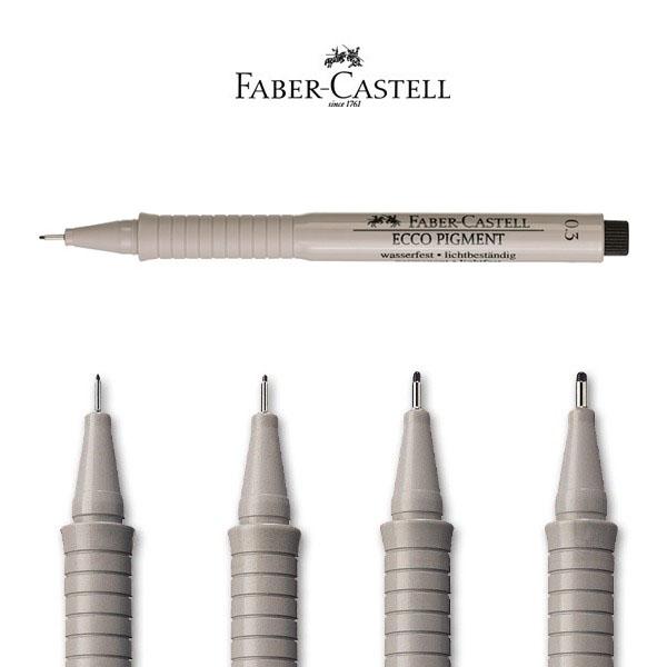 Линеры Faber-Castell
