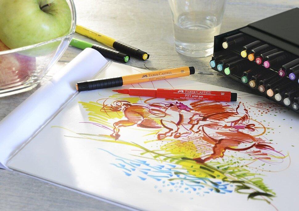 Ручки Faber-Castell