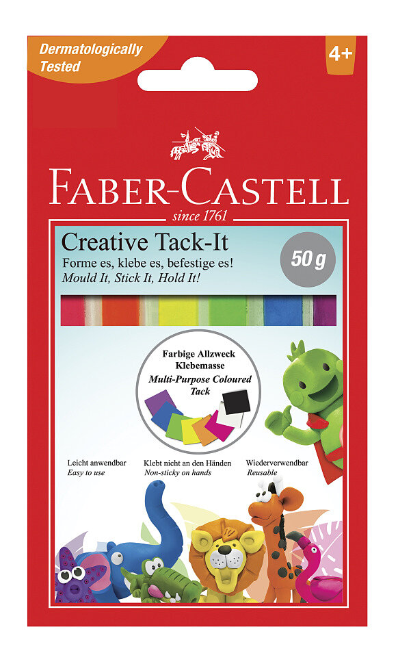 Масса для приклеивания Faber-Castell